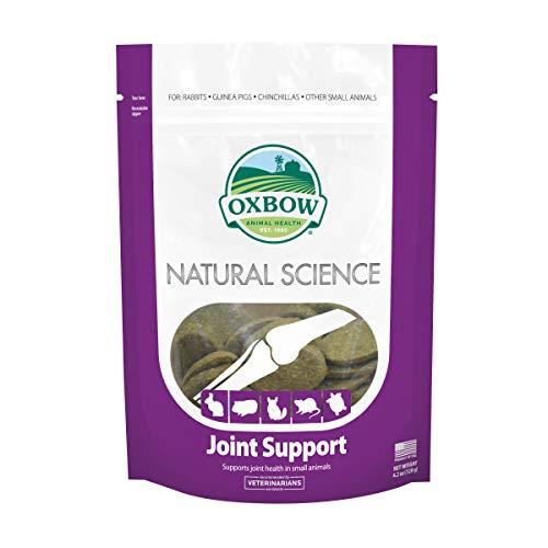 Oxbow Ciencia Natural Salud Animal Suplemento Ayuda Coyunturas Base Heno 60 Tabs