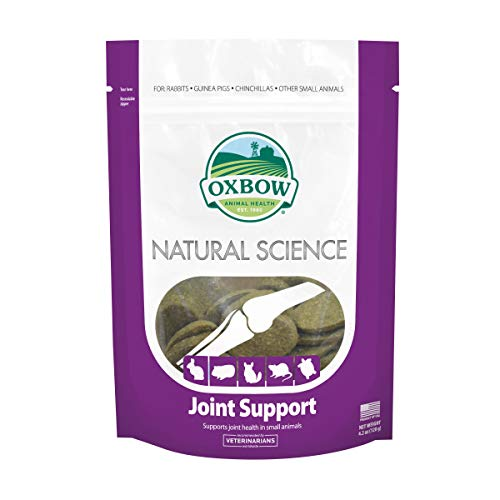 Natural Science Joint Support 60 Heutabl. für kleine Nager