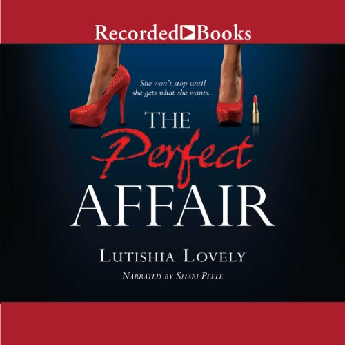 The Perfect Affair audiobook cover art
