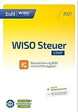 WISO Steuer-Start 2021 (für Steuerjahr 2020 | frustfreie Verpackung)©Amazon