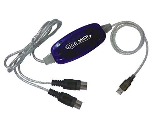 Miwaimao USB to Midi Line Music Editing Line USB Data Cable WIN8...