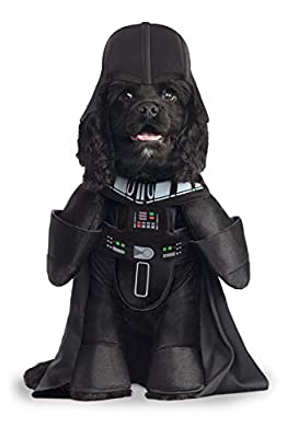 Star Wars Darth Vader Pet Costume, Small from Rubies Decor