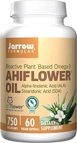 Jarrow Formulas Ahiflower Oil, 60 Softgels