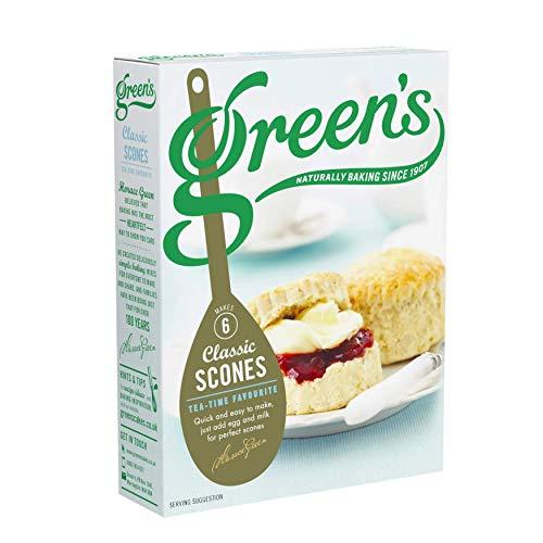 Scones Classic Backmischung von Green`s