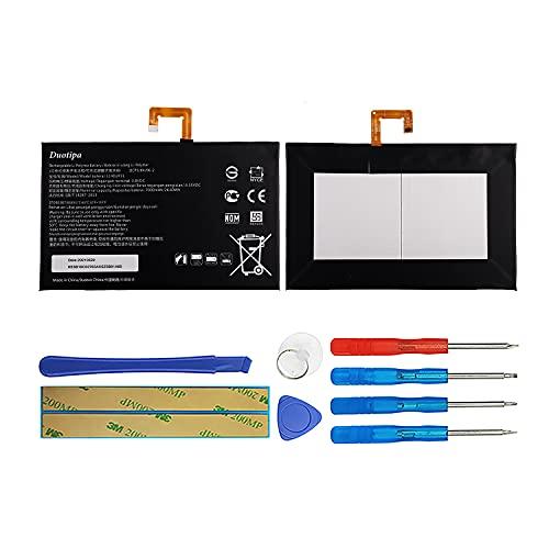 Duotipa Ersatzakku Batterie L14D2P31 kompatibel mit Lenovo TAB2 A10-70 A10-70L A10-70F TB2-X30 TB2-X30M Akku mit Werkzeugen