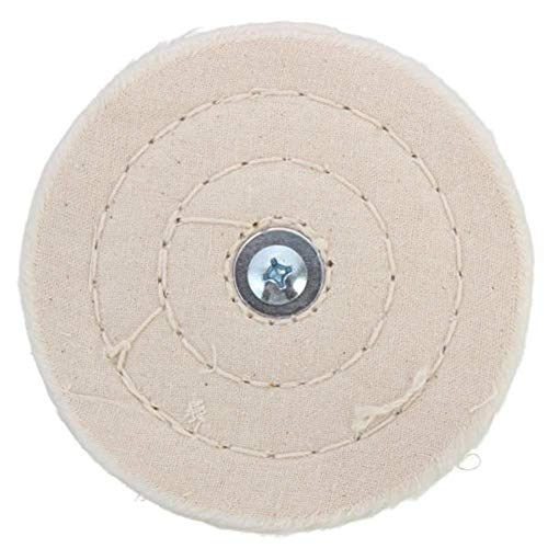 CHUNSHENN 100mm Cloth Polishing Mop Buffing Wheel For Power or Battery Drill Buffing Grinder Abrasives Abrasive Accessories