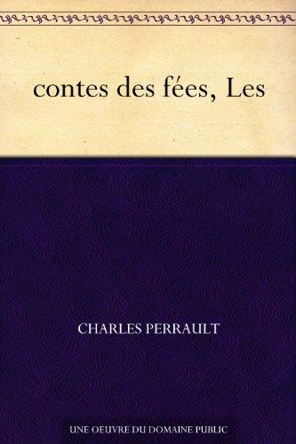 Couverture du livre contes des fées, Les