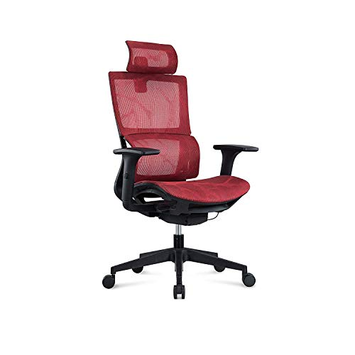 INNOWIN® Capetown High Back Office Chair(Red)