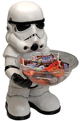 Generique 68483_NS 368483 Stormtrooper Candy Bowl Holder