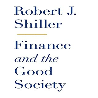Finance and the Good Society audiobook cover art