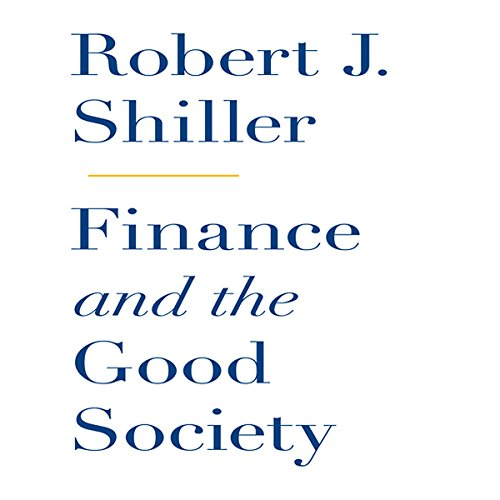 Couverture de Finance and the Good Society