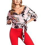 Primavera Verano Camisas Atractivo De Las Mujeres Digitales