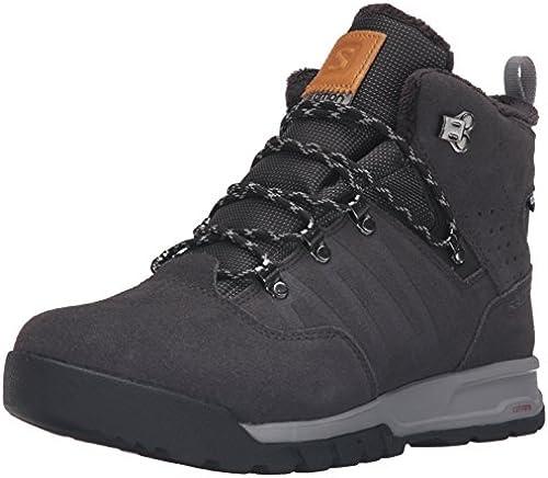 Salomon Herren L39182700 Trekking- & Wanderstiefel, grau