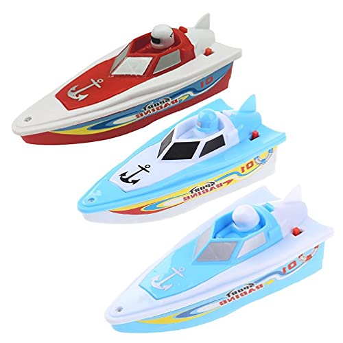 Realistic Kit Toy Yacht Toy Plastic Toy Yacht Toy Interactive Electric Toys for Baby Mni Speedboat Model Mini Yacht Realistic Boat Toy Toy Yacht Toy Toy Bath Toy Yacht Learning Crawl Plastic Bath Toy