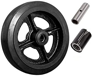 Best mold on rubber wheels Reviews