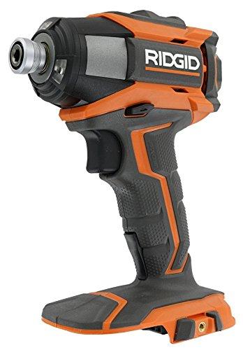 Ridgid R86035 Gen5X 18V Cordless Lithium Ion 2,000 Inch Pounds Impact Driver w/ Quick...