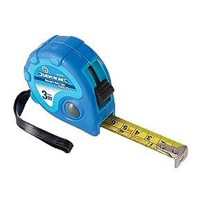 41sOjeG g2L. SS300  - Silverline 633818 - Flexómetro Measure Mate (3 m x 16 mm)