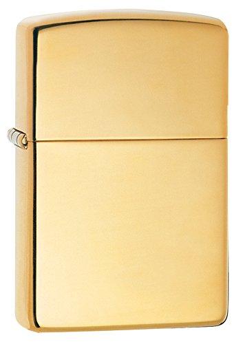 Heavy Wall Zippo 60001612Accendino, Choice Armor Parent, Gold
