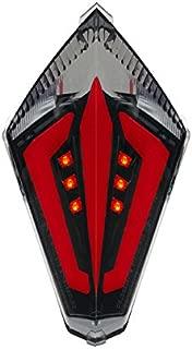 XTASY MOTORSPORTS Integrated Led Tail Light Black/Smoke Yamaha R1 Year 07,08,2007,2008