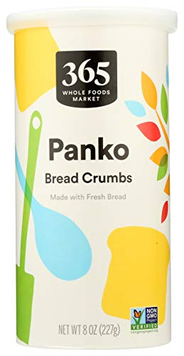 365 by Whole Foods Market, Bread Crumbs, Panko, 8 Ounce