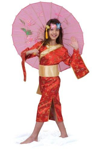 Dress Up America Adorable costume de fille japonaise