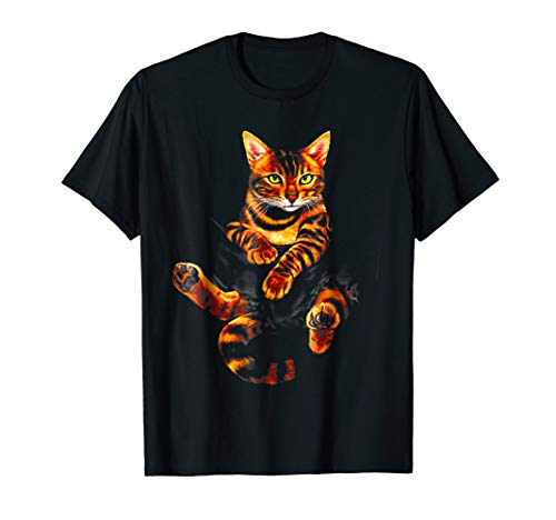 The Golden Bengal Cat 2018 tshirts