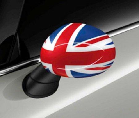 Original MINI Außenspiegelkappen Union Jack für MINI F55 F56 F57