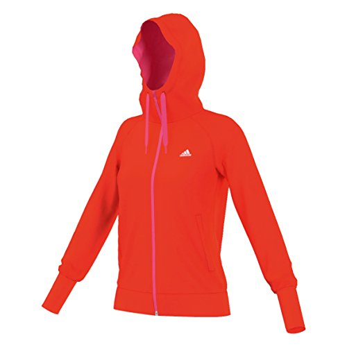 adidas Jacke Prime Hoody Jacket XS solar red
