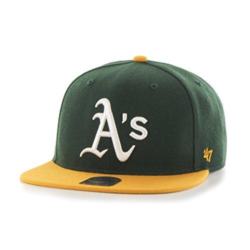 47 Brand - Casquette De Baseball Mixte - Vert - Taille Unique