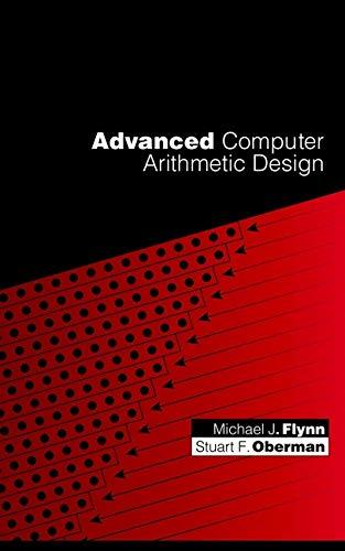 Advanced Computer Arithmetic Design