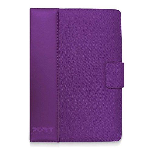 Port Designs Phoenix IV Universal Tablet Purple Case for 7 inch Tablets - Google Nexus 7/BlackBerry Playbook/iPad Mini/Kindle Fire/Kindle Fire HD/Samsung Tab and Samsung Tab 2