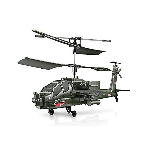 ZZCC Garden Toys Remote Control Aircraft Materiale plastico Anti-invecchiamento e in Elicottero Stabile su e Giù Dono da Sinistra e Destro del Ragazzo Indoor ed Outdoor Regali