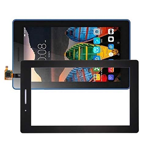 Zhouzl Lenovo Spare For Lenovo Tab3 7 Essential / Tab3-710f Touch Panel(Black) Lenovo Spare (Color : Black)