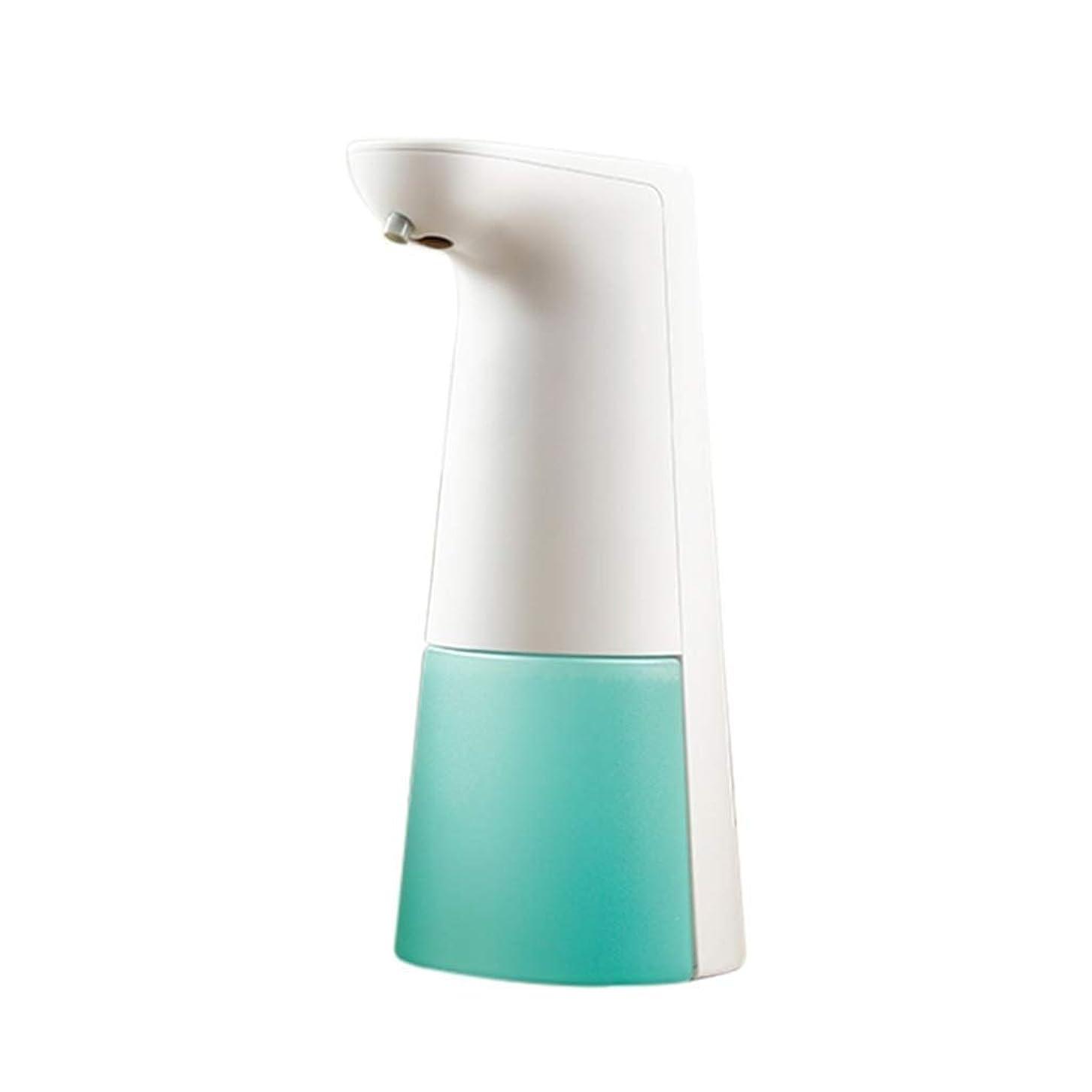 悪意報復する支配する泡の台所浴室の流しの液体石鹸の瓶250mlのプラスチック石鹸箱のローション(色:白、サイズ:20.4 * 11.6 * 8.9cm) (Color : White, Size : 20.4*11.6*8.9cm)