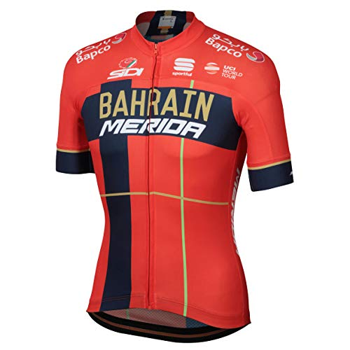 BAHRAIN MERIDA SPORTFUL Team Jersey XL