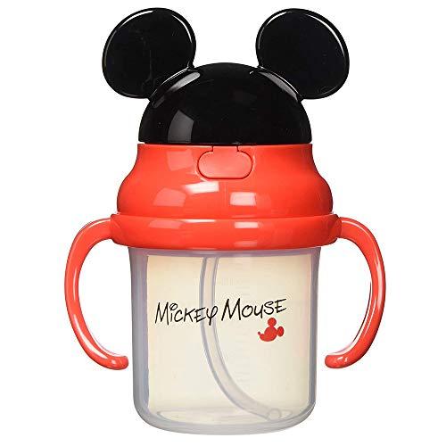 スケーター ベビー ストローマグ 230ml 両手 8ヶ月頃から ミッキーマウス ディズニー KSH2D