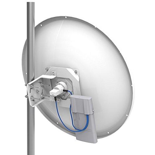 MikroTik mANT30 parabolic dish antenna 5GHz 30dBi MTAD-5G-30D3