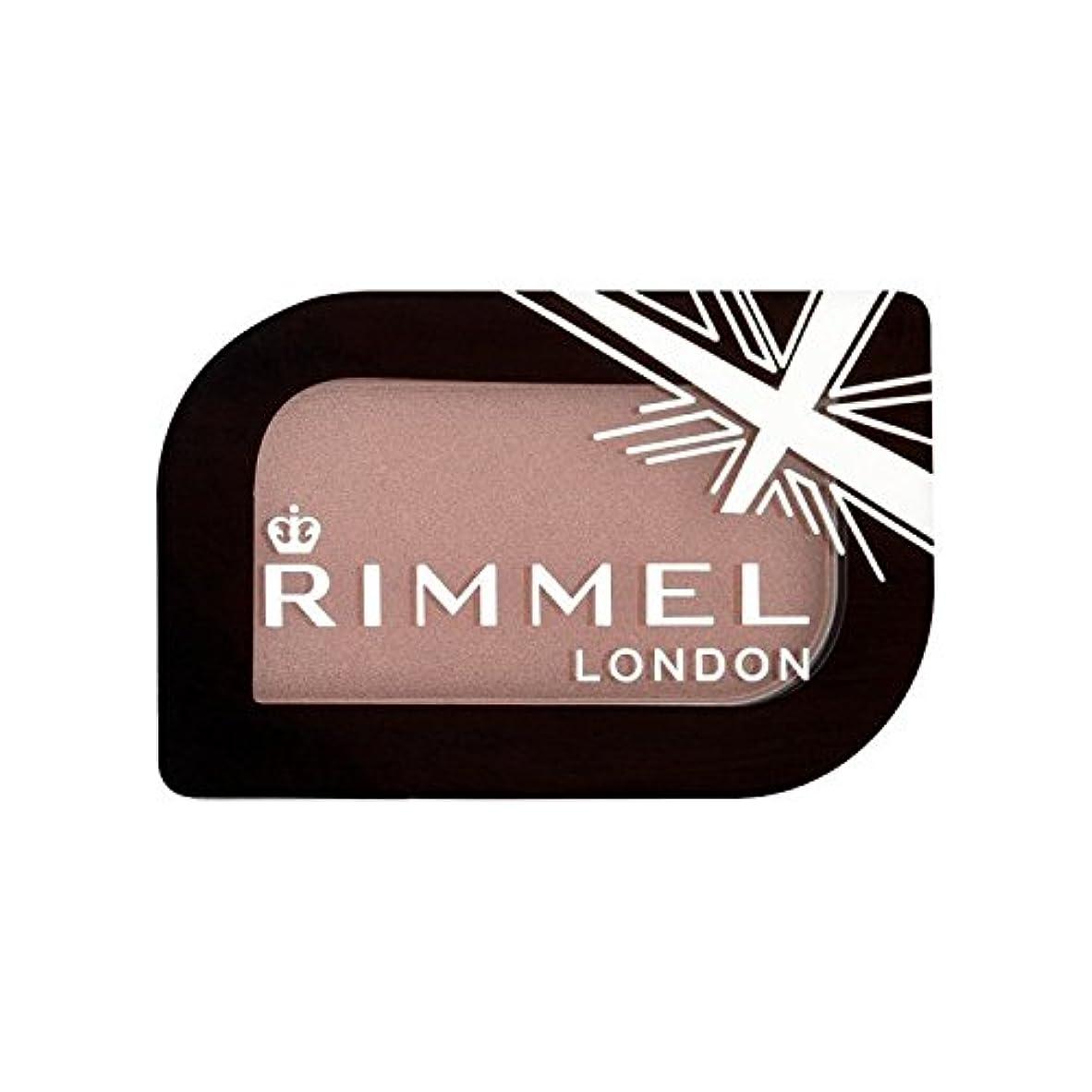 行政インサートスタウトリンメルロンドン'モノアイシャドウの富豪の5.2グラム x2 - Rimmel London Glam'eyes Mono Eyeshadow Millionaire 5.2g (Pack of 2) [並行輸入品]