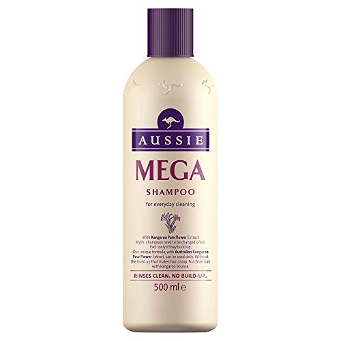ハロウィンカンガルー体現するAussie Mega Shampoo (500ml) by Grocery [並行輸入品]