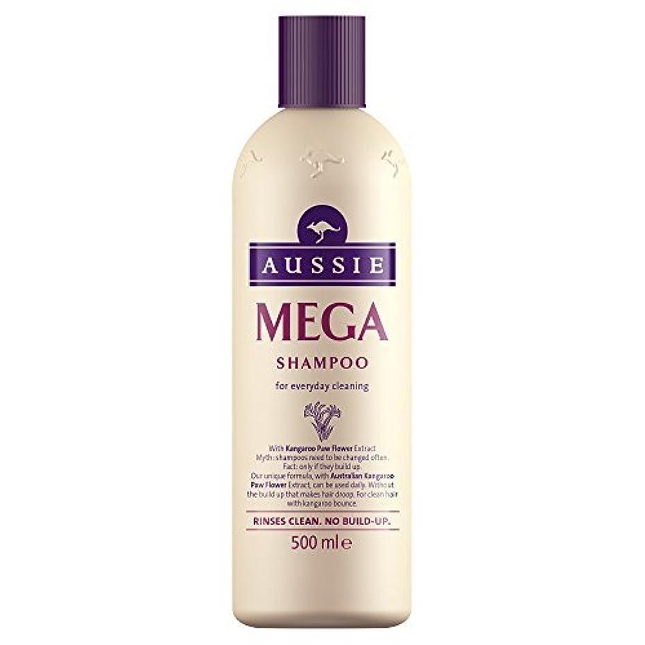 生態学クモ調停するAussie Mega Shampoo (500ml) by Grocery [並行輸入品]