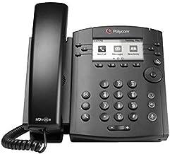 $24 » Polycom VVX 311 Corded Business Media Phone System - 6 Line PoE - 2200-48350-025 - Replaces VVX 310 (Renewed)