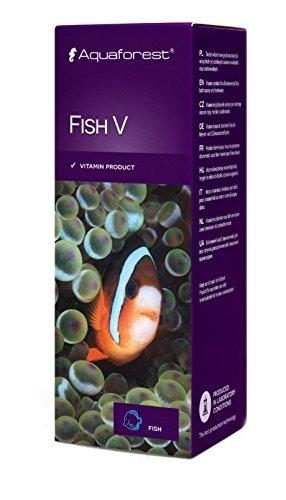 Aquaforest Fishv Complément alimentaire concentré pour poisson 10 ml