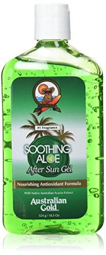 Australian Gold Soothing Aloe Après-soleil Gel Grand Flacon de 524 g