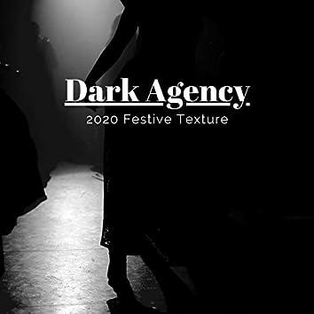 Dark Agency - 2020 Festive Texture