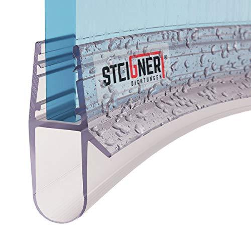 STEIGNER 90cm Joint d/étanch/éit/é de remplacement pour les vitres d/'une /épaisseur 3,5mm// 4mm// 5mm UK18