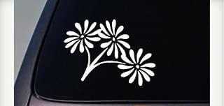 Daisy Bouquet Flowers Decal Sticker *C705*