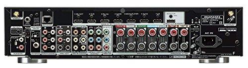 MarantzAVレシーバー7.2chフルディスクリート/DolbyAtmos/DTS:VirtualX/4KUHD/HDCP2.2/HEOS/ハイレゾ音源/Airplay2対応ブラックNR-1609/FB