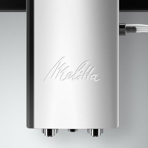 Schlichtheit und Eleganz zeichnen die Melitta Caffeo CI aus.