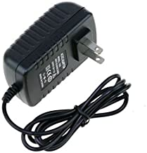 9V AC Adapter Works with Gfm PVS33807 Portable DVD Player