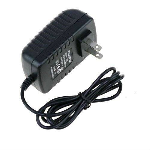 12V Compatible with Charger Adapter Works with DYNEX Portable DVD Player DX-D9PDVD